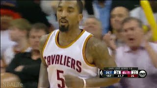 J.R. Smith Full 2016 NBA Playoffs Highlights