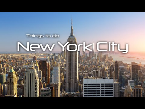 "GoPro | NYC - MANHATTAN: ""Explore the City"" - Things to do - TRAVEL GUIDE"