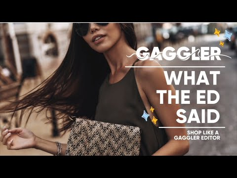 The Gaggler | What The Ed Said | Ramadan Fashion