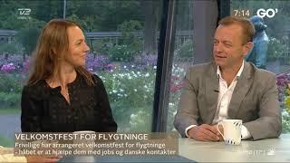 Gry Ravn Go'Morgen Danmark
