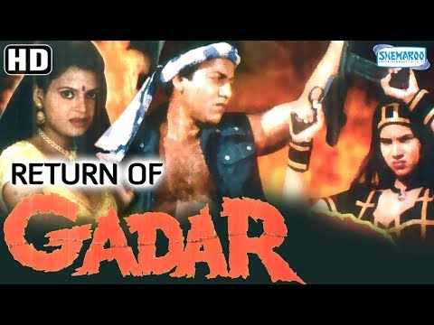 Return Of Gadar 'Ek Desh Premi' | Jr. Sunny Deol | Amit Kumar - Hindi Action Movie (HD & Eng Subs)