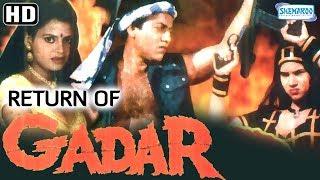 Return Of Gadar 'Ek Desh Premi' | Jr. Sunny Deol | Amit Kumar - Hindi Action Movie (HD & Eng Subs)