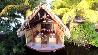 """A day in Le Tahaa"" - Five star hotel in French Polynesia"