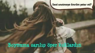Seni unutmaya ömrüm yeter mi?-Ümit Besen ft Pamela Lyrics