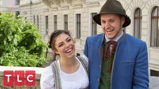 Josiah and Lauren Honeymoon in Vienna | Counting On