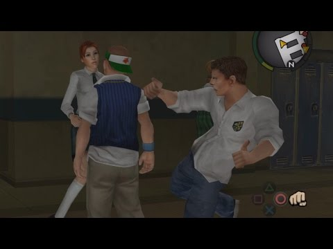 Bully [1080p 60 FPS] running on PCSX2 1.3.0