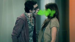 В ударе! (Сезон 2 Серия 17) Воины Вазомби | Фильм про зомби | Сериалы Disney