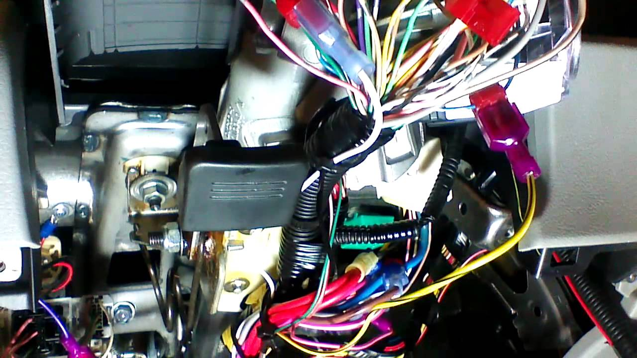 Odyssey Fuse Diagram 2011 Toyota Camry Standard Install Youtube