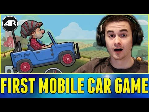 Hill Climb Racing 2 - My First Mobile Car Game Got Better!