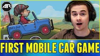 Hill Climb Racing 2 - My First Mobile Car Game Got Better!