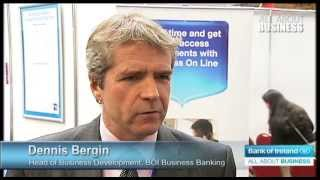 Bank of Ireland Supporting the National Business Expo 2013- Free workshops & credit clinics