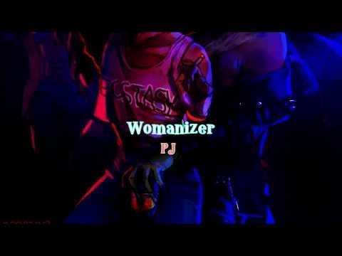 Womanizer [Pedro Joaquín] Cover Esp.