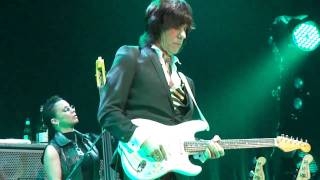 Download Jeff Beck live Berlin Tempodrom, Mna Na H'eireann, 2010 MP3 song and Music Video