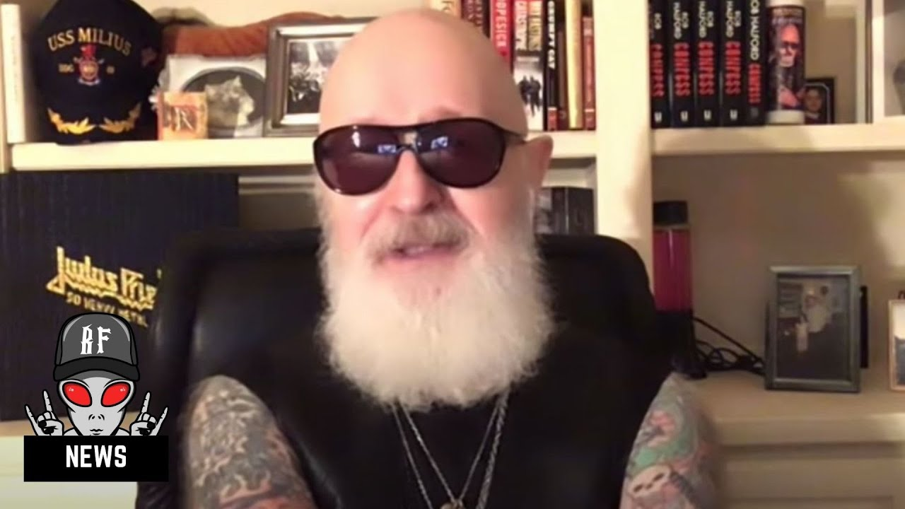 Rob Halford Reveals Private Battle With Cancer