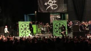 Attila Live Full Set Vans Warped Tour 2017 Mansfield MA