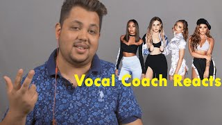 Vocal Coach Reacts to Little Mix's Best Live Vocals  muzikclass