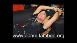 Adam Lambert Tracks of my Tears (Studio Version Full in High Quality)