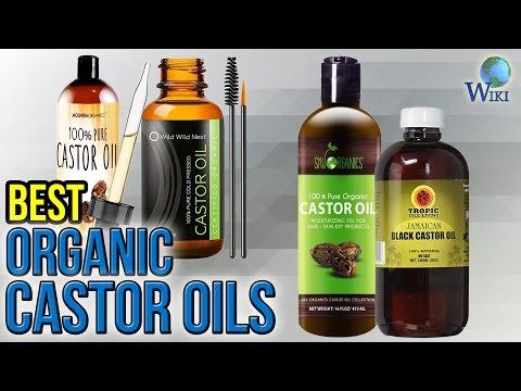 6 Best Organic Castor Oils 2017