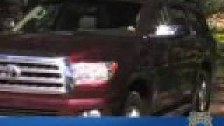 2008 Toyota Sequoia Review - Kelley Blue Book