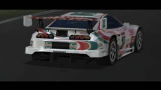 PCSX2 Driving Emotion Type S 1080p Suzuka Circuit - Castrol Supra