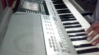Laila Main Laila (Qurbani) On Yamaha Keyboard PSR-S910
