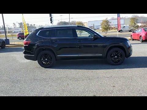 2019 Volkswagen Atlas Baltimore, Catonsville, Laurel, Silver Spring, Glen Burnie MD V90261