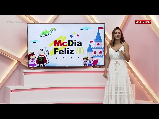 McDia Feliz: você pode fazer a diferença transformando BigMac em sorrisos! - Com Você