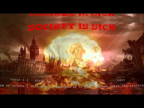 LCOB Berlin - Society is Sick feat. Son of Saturn & Erks Orion (Cuts by Skinny Bonez Tha Godfatha)