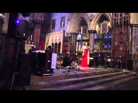 Sunita Bhuyan London Performance 2014 - Incense & Lights