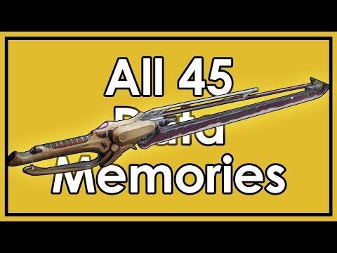 Destiny 2: How to Get Worldline Zero Exotic & All 45 Data Memory Locations
