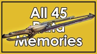 Destiny 2: All 45 Data Memory Locations & How to Get Worldline Zero
