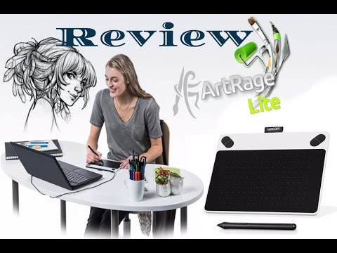 Review Intuos Draw Pen Small 2015 + software (Español)
