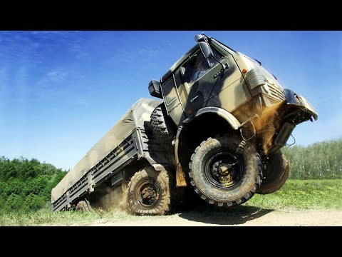 10 BEST MILITARY TRUCKS IN THE WORLD