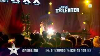 Angelina Jordan - sings 7 songs