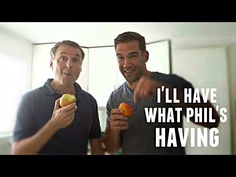 Eating Apples with Phil Rosenthal