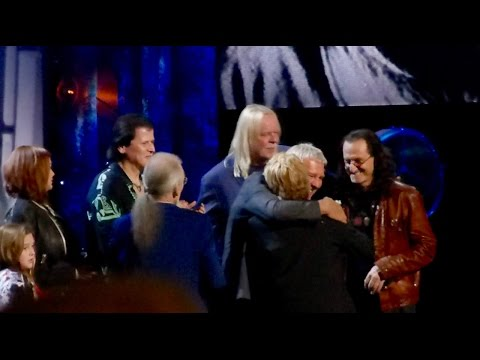 YES - RRHOF - 2017 - NYC - Barclays Center