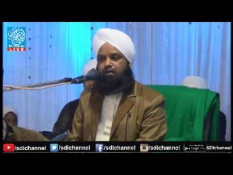 Milad E Mustafa ﷺ Conference, Indore Ijtema #LIVE ON SDI Channel
