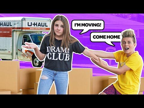 I AM MOVING