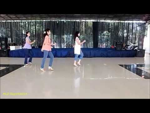 Dancing Queen Only Seventeen - Line Dance