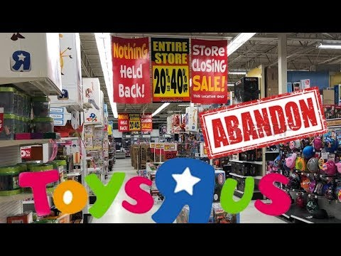 abandoned toys r 39 us youtube. Black Bedroom Furniture Sets. Home Design Ideas