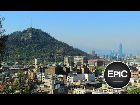 Cerro San Cristóbal & Funicular - Santiago de Chile (HD)