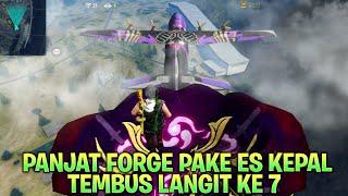 Download LOMBA PANJAT FORGE PAKE ES KEPAL