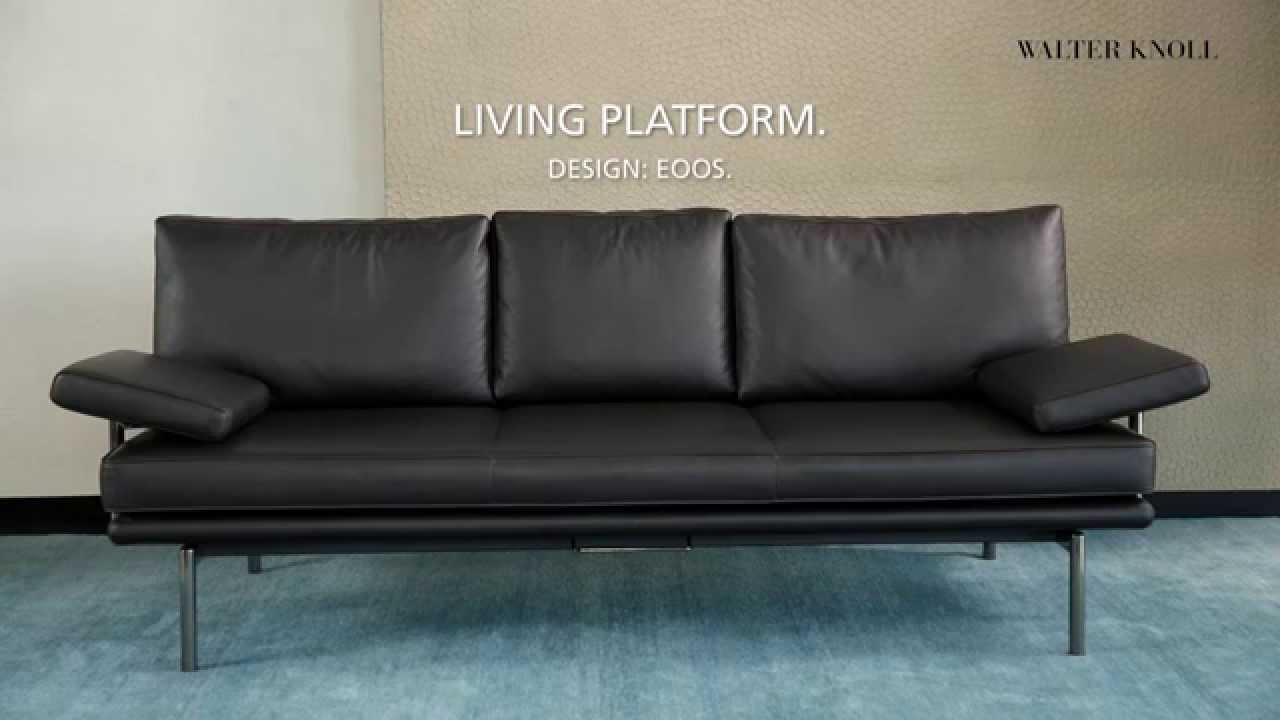 Living platform design eoos youtube living platform design eoos walter knoll parisarafo Gallery