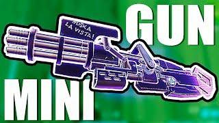 НОВО ОРЪЖИЕ - MINI GUN | Fortnite
