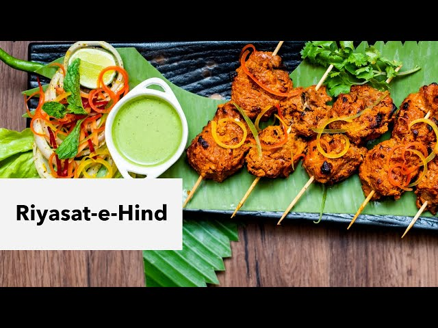 Riyasat-e-Hind : A Culinary Experience that will take You Back to The Era of Nawabs