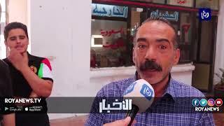 تجار مجمع عمّان في محافظة اربد يرفضون الانتقال إلى المحال الجديدة - (22-6-2018)