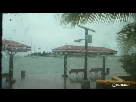 LIVE: Hurricane Irma destroying St. Croix in the U.S. Virgin Islands