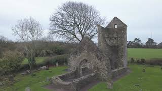 St. Mary's Church - Caerau Hillfort, Cardiff Wales