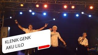 Gambar cover KLENIK GENK - Aku Lilo, live at Tebing Breksi