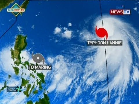 QRT: Weather update as of 5:59 p.m. (September 11, 2017)